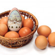 Easter; egg; — Stock Photo