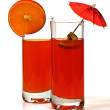 Royalty-Free Stock Photo: Cocktail with oranges