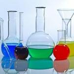 Laboratory glassware — Stock Photo #1013392