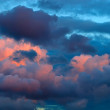 Sky with clouds — Stock Photo #1013462