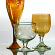 Drinking glasses — Stock Photo