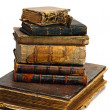 Old historic book — Stockfoto