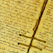 Old manuscript — Stock Photo #1013812