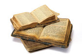 Old religious books — Stock Photo