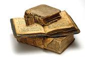 Old religious books — Stock Photo