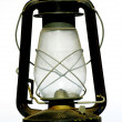 Oil lantern — Stock Photo