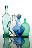 Vecchia bottiglia — Foto Stock