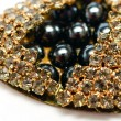 Stock Photo: Garnishing Beautiful string of beads