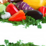 Fresh tasty vegetables — Stock Photo