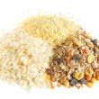 Stock Photo: Cereand muesli