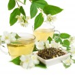 Jasmine tea — Stock Photo #1030376