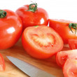 Fresh tomatoes - Stock fotografie