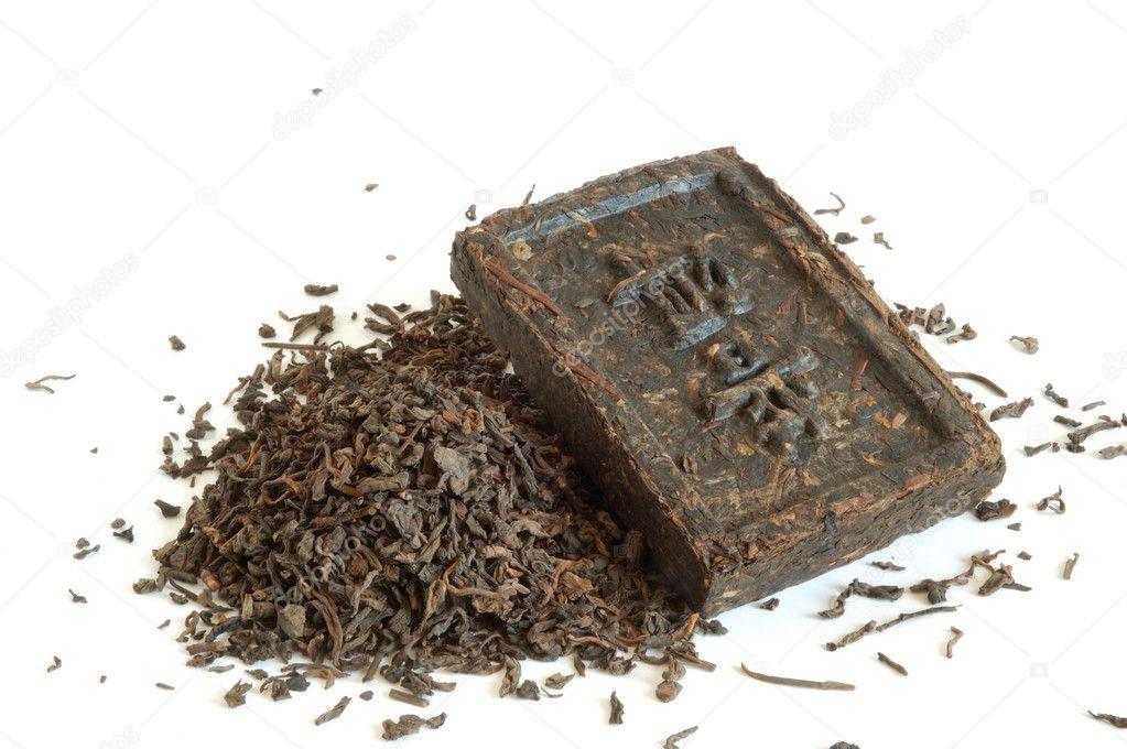 Чай пуэр побочные