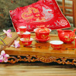 Tea Ceremony - Stock Photo