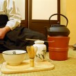 Royalty-Free Stock Photo: Japanese tea ceremony