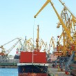 Freight port — Stock Photo #1041988