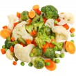 Different vegetables — Stock Photo #1043989