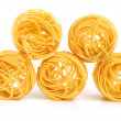 Uncooked macaroni — Stock Photo