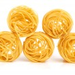Stock Photo: Uncooked macaroni