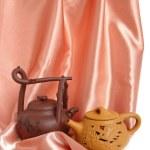 Two teapots — Stock Photo #1046014