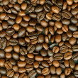 Coffe beans background — Photo