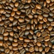Coffe beans background — Stockfoto