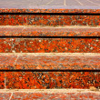 Granite stairway — Stock Photo