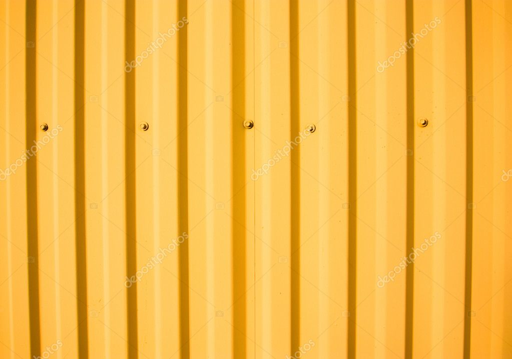 Corrugated backdrop  Foto de Stock   #1011308