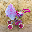 Baby buggy — Stock Photo #1024900