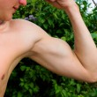 Biceps — Stock Photo