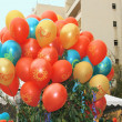 Stock Photo: Colorful balloons