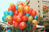 Colorful balloons — Stock Photo