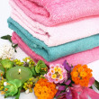 Royalty-Free Stock Photo: Towels