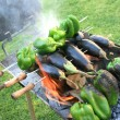 Grilled vegetables — Stock Photo #1025849