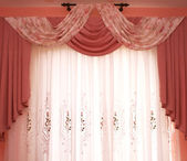 Curtains — Foto Stock
