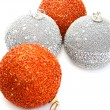 Christmas balls — Stock Photo #1036375