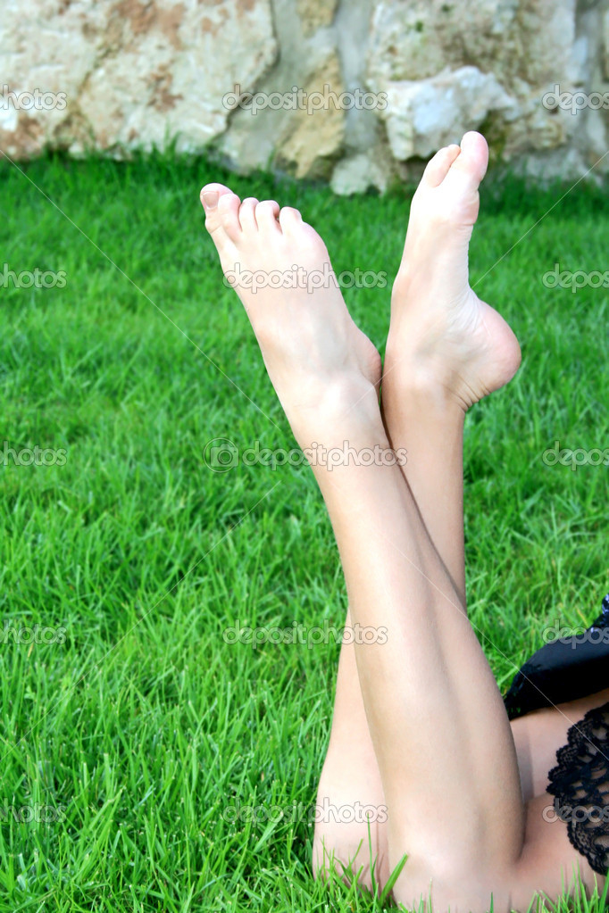 beautiful feet photo цитрус № 29144