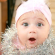 Christmas baby — Stock Photo #1054905