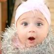 Christmas baby — Stock Photo #1054905