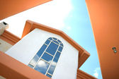 Windows of villa — 图库照片