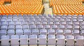 Summer amphitheatre — Stock Photo