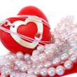 Valentine hearts - Stock Photo