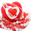Valentine hearts — Stock Photo #1538681