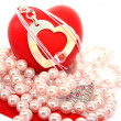 Valentine hearts — Stock Photo #1581937