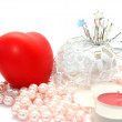 Stock Photo: Valentine hearts