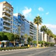 Limassol street — Stock Photo