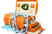 Jewelery box — Stock Photo