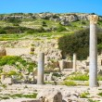 Amathus ruins — Stock Photo #2465372