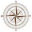 Compass Rose — Stock Vector #1039164
