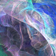 Royalty-Free Stock Photo: Life energy fractal